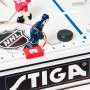 sideboards of the Stiga Stankey Cup Table Top Rod Hockey Game 71-1142-03