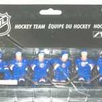 Stiga New York Islanders Table Rod Hockey Players