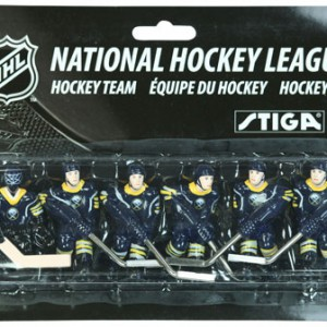 Stiga Buffalo Sabres Table Hockey Team Players 7111-9090-17