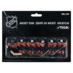 Stiga Edmonton Oilers Table Rod Hockey Players team ORANGE