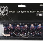 Stiga Colorado avalanche Table Hockey Team Players latest 2019 release