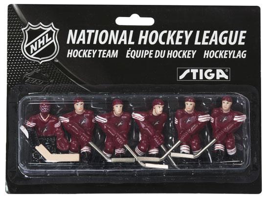 san francisco 81286 75785 Stiga Phoenix Arizona Coyotes Table Hockey Team - Table Hockey Shop