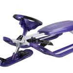 Sruga Snow Racer Sled Purple Pro