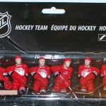 Stiga Carolina Hurricanes Table Hockey players
