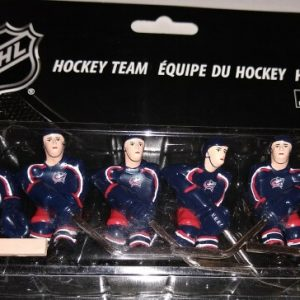 Stiga Columbus Blue Jackets Table Hockey Players 7111-9090-33