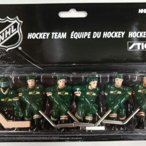 Stiga Minnesota Wild Table Hockey Team Players 7111-9090-27