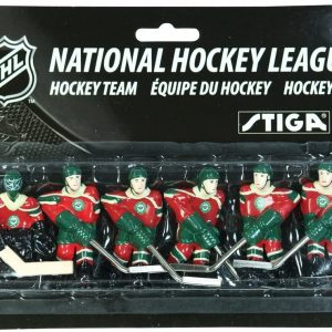 stiga-minnesota-wild-table-hockey-players-team-pack
