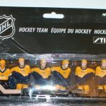 The latest release of Stiga Nashville Predators table Hockey Team Players