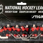 Stiga-nj-devils-table-hockey-team-players