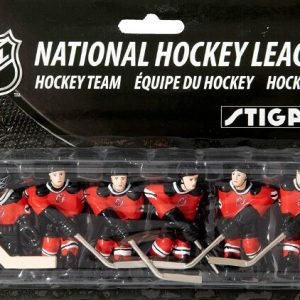 Stiga-nj-devils-table-hockey-team-players