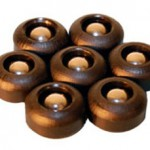 Handmade Roller Marble Pucks for Table Top Rod Hockey Games