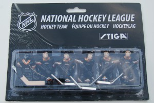 Stiga Anaheim Ducks Table Hockey Team Players 7111-9090-36D
