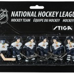 Stiga Buffalo Sbares Table Hockey Team Players 7111-9090-17