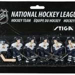 Stiga Buffalo Sbares Table Hockey Team Players 7111-9090-17