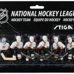 Stiga Calgary Flames Table Hockey Team Players 7111-9090-25
