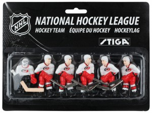 Stiga Carolina Hurricanes Table Hockey Team Players 7111-9090-21