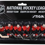 Stiga Chicago Blackhawks Table Hockey Team Players 7111-9090-32