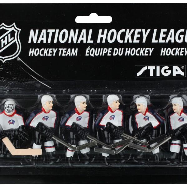 Stiga Columbus Blue Jackets Table Hockey Team - Table Hockey Shop
