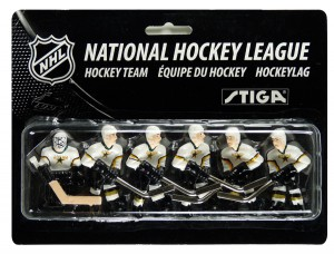 Stiga Dallas Stars Table Hockey Team Players 7111-9090-37