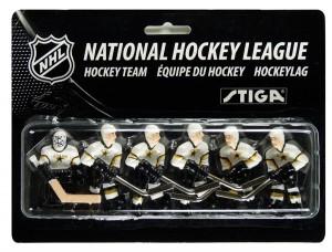 Stiga Dallas Stars Table Hockey Team Players 7111-9090-37