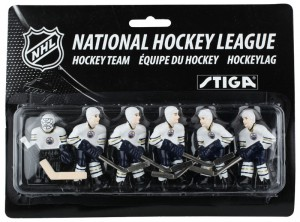 Stiga Edmonton Oilers Table Hockey Team Players 7111-9090-26