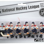 Stiga Florida Panthers Table Hockey Team Players 7111-9090-22