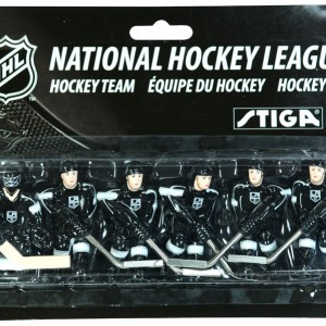 Stiga Los Angeles Kings Table Hockey Team Players 7111-9090-38
