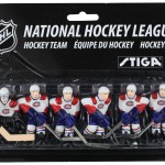 Stiga Montreal Canadians Table Hockey Team Players 7111-9090-16