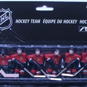 Stiga Table Hockey Ottawa Senators Team Players