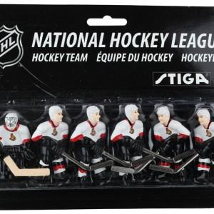 Stiga Ottawa Senators Table Hockey Team Players 7111-9090-18