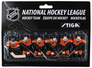 Stiga Philadelphia Flyers Table Hockey Team Players 7111-9090-13