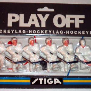 Stiga Plain White International Team Players 7111-9090-11