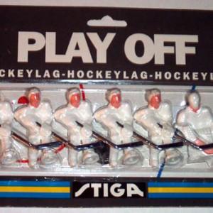 Stiga Plain White International Team Players 7111-9090-11