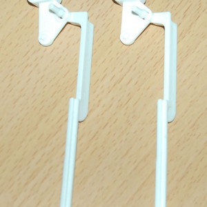 Puck ejectors for the Stiga Table Top Rod Hockey Game 7111-0333-01