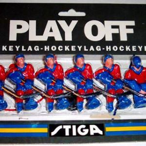Stiga Team Czech Table Hockey Players 7111-9080-05