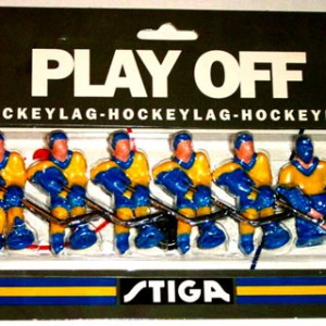 Stiga Team Sweden Table Hockey Players 7111-9080-01
