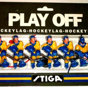 Stiga Team Sweden Table Hockey Players 7111-9080-01