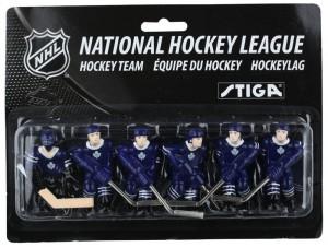 Stiga Toronto Maple Leafs Table Hockey Team Players 7111-9090-19