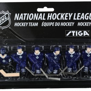 Stiga Toronto Maple Leafs Table Hockey Team Players 7111-9090-19