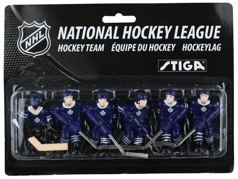 Stiga Toronto Maple Leafs Table Hockey Team - Table Hockey ...