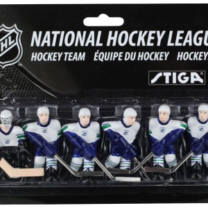 Stiga Vancouver Canucks Table Hockey Team Players 7111-9090-28