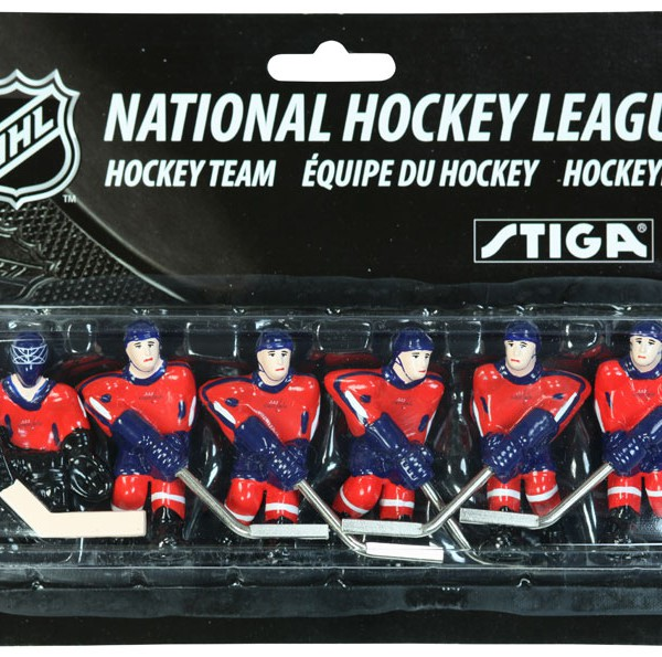 Stiga Washington Capitals Table Hockey Team