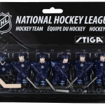 Stiga Winnipeg Jets Table Hockey Team Players 7111-9090-41