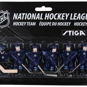 Stiga Winnipeg Jets Table Hockey Team Players 7111-9090-41