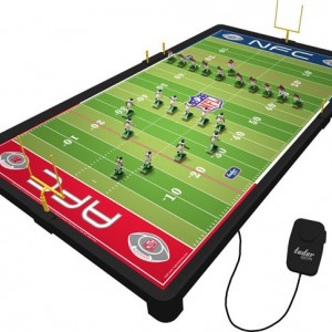 NFL Deluxe Electric Football Tudor Games