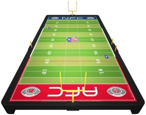 NFL Deluxe Electric Football Tudor Games 9082