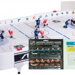 Stiga Table Top Rod Hockey Game Silver Package
