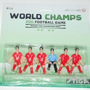 Stiga Team Canada Players for Stiga Table Soccer Football Game 7113-2001-62