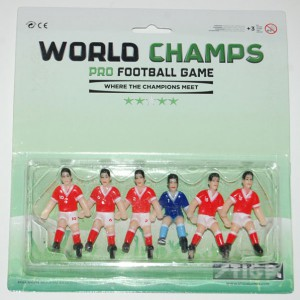 Team Denmark Players for Stiga Table Soccer Football Game 7113-2001-04
