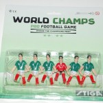 Team Mexico Players for Stiga Table Soccer Game 7113-2001-63